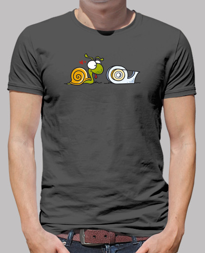 Tee shirts homme escargot et le zèle 17.90