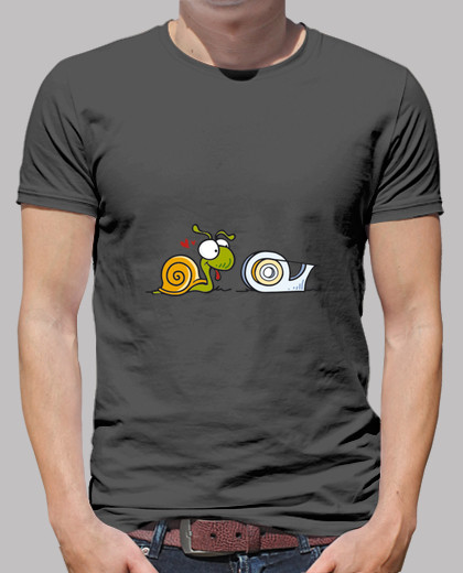 Tee shirts homme escargot et le zèle 19.90