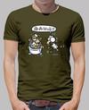 Tostadora  Tshirt attention! personnalisé