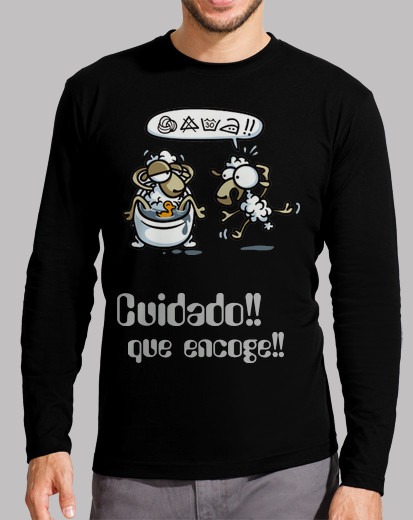 Tee shirts homme attention! 21.90