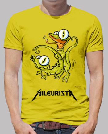 Tee shirts homme star du porno lizard 20.00
