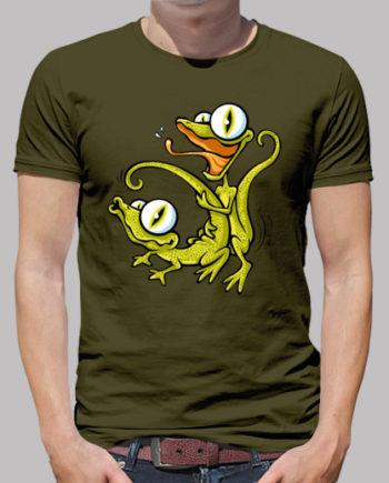 Tee shirts homme sexe lézard 18.90