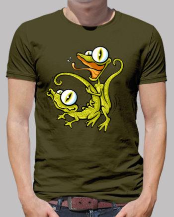 Tee shirts homme sexe lézard 15.90