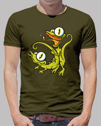 Tee shirts homme sexe lézard 19.90