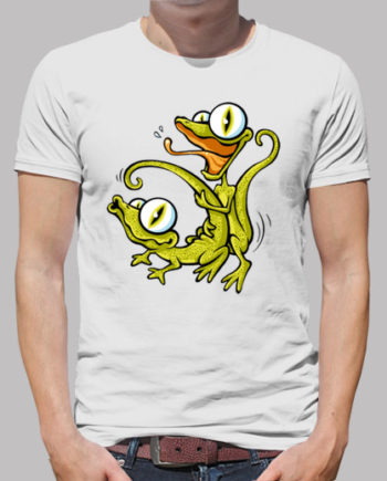 Tee shirts homme sexe lézard 18.90