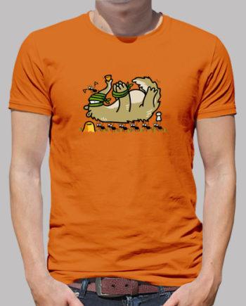 Tee shirts homme ours fourmis grillées 20.90