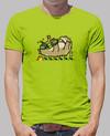 Tostadora  Tshirt ours fourmis grillées personnalisé