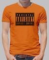 Tostadora  Tshirt parental advisory: contenu explicite personnalisé