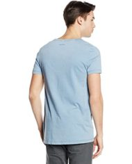 BOSS-Orange-Tammaro-2-T-Shirt-Manches-Courtes-Homme-Bleu-lightpastel-Blue-456-Large-Taille-fabricant-Large-0-0