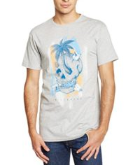 Billabong-Master-Of-Sunsets-T-Shirt-manches-courtes-Homme-Grey-Heather-FR-XS-Taille-Fabricant-XS-0