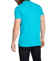 ESPRIT-046EE2K049-Jersey-Regular-Fit-Polo-Homme-Bleu-Blau-Turquoise-470-X-Large-0-0