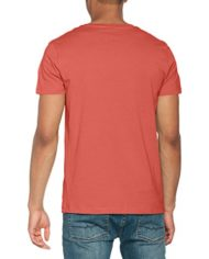 ESPRIT-057ee2k025-T-Shirt-Homme-Rouge-Coral-Red-Large-0-0