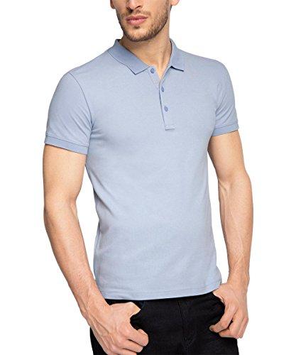 Polos Esprit Collection bleus homme e8vPLpCDa