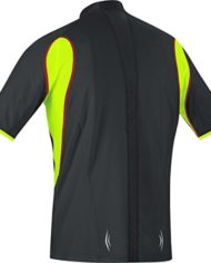 Gore-Running-Wear-Air-Maillot-zippe-Homme-BlackNeon-Yellow-FR-S-Taille-Fabricant-S-0-0