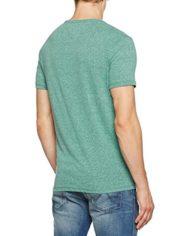 Hilfiger-Denim-Thdm-Basic-Cn-Knit-SS-39-T-Shirt-Homme-Bleu-Blue-Spruce-Small-0-0