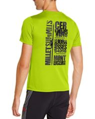 Millet-Summits-T-Shirt-Manches-Courtes-Homme-Linden-Green-FR-S-Taille-Fabricant-S-0-0
