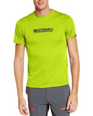 Millet-Summits-T-Shirt-Manches-Courtes-Homme-Linden-Green-FR-S-Taille-Fabricant-S-0