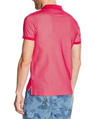 TOMMY-HILFIGER-Contrast-Structure-Polo-SS-SF-T-Shirt-Homme-Multicolore-Granita-PT-Flamingo-Pink-821-XXL-0-0