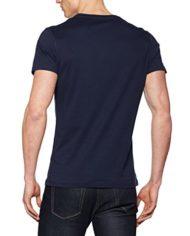 Tommy-Hilfiger-Organic-Cotton-Henley-Ss-T-Shirt-Homme-Bleu-Navy-Blazer-pt-Medium-Taille-fabricant-MD-0-0