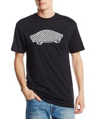 Vans-CHECKERBOARD-OTW-LOGO-TEE-T-Shirt-Manches-Courtes-Manches-Courtes-Homme-Noir-Black-X-Small-Taille-fabricant-X-Small-0