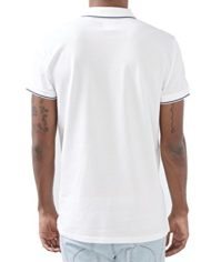 edc-by-ESPRIT-027cc2k047-Polo-Homme-Blanc-White-Small-0-0