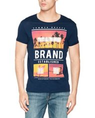 edc-by-ESPRIT-057cc2k054-T-Shirt-Homme-Bleu-Navy-Medium-0