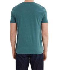 ESPRIT-Collection-037eo2k001-T-Shirt-Homme-Vert-Emerald-Green-Small-0-0