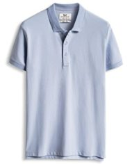 ESPRIT-Collection-mit-Stretch-Polo-Homme-Bleu-LIGHT-BLUE-440-Large-Taille-fabricant-Large-0-1