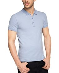 ESPRIT-Collection-mit-Stretch-Polo-Homme-Bleu-LIGHT-BLUE-440-Large-Taille-fabricant-Large-0