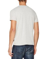Schott-Nyc-Star-T-Shirt-Homme-Gris-Heather-Grey-X-Large-Taille-Fabricant-XL-0-0