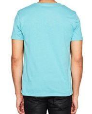 edc-by-ESPRIT-057cc2k019-T-Shirt-Homme-Vert-Aqua-Green-Large-0-0
