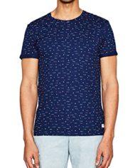 edc-by-ESPRIT-057cc2k027-T-Shirt-Homme-Bleu-Navy-X-Large-0